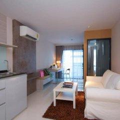 Отель The Present Sathorn Бангкок комната для гостей фото 4