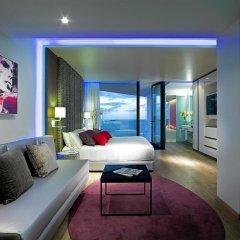 Hard Rock Hotel Ibiza 5* Номер Делюкс с различными типами кроватей фото 5