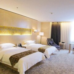 Libo Business Hotel 4* Номер Бизнес с различными типами кроватей фото 2