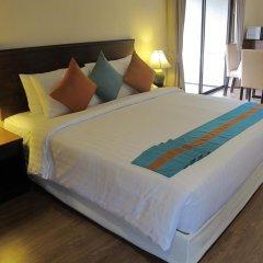 Отель Coconut Village Resort 4* Семейный люкс с двуспальной кроватью фото 6