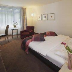 Movenpick Hotel München Airport 4* Улучшенный номер с различными типами кроватей фото 3