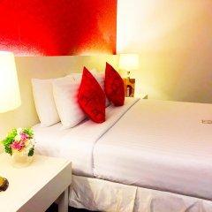 I Residence Hotel Silom 3* Номер Делюкс с различными типами кроватей фото 4