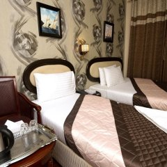 Grand Sina Hotel Стандартный семейный номер с двуспальной кроватью фото 8