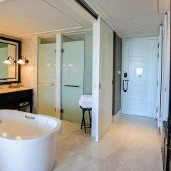 Отель Intercontinental Hua Hin Resort 5* Улучшенный номер с различными типами кроватей фото 4
