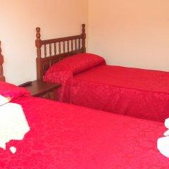 Отель Hostal San Roque комната для гостей фото 5
