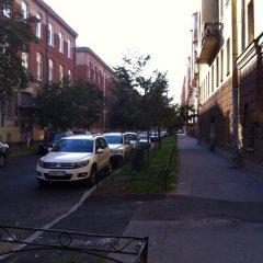Апартаменты на Гатчинской парковка
