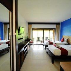 Отель Railay Princess Resort & Spa 3* Улучшенный номер с различными типами кроватей фото 22