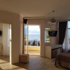 Отель Klajdi Албания, Голем - отзывы, цены и фото номеров - забронировать отель Klajdi онлайн комната для гостей фото 2