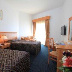 Beach Hotel Sharjah 3* Стандартный номер с различными типами кроватей фото 2
