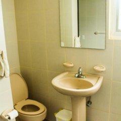 Отель DG residence ванная