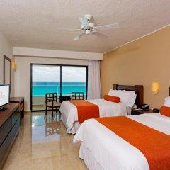 Отель Flamingo Cancun Resort Мексика, Канкун - отзывы, цены и фото номеров - забронировать отель Flamingo Cancun Resort онлайн комната для гостей