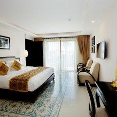 Silk Luxury Hotel & Spa 4* Стандартный номер с различными типами кроватей фото 5