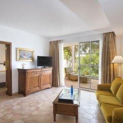 Melia Cala Dor Boutique Hotel 5* Люкс с различными типами кроватей фото 3
