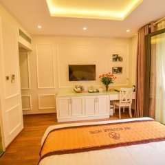 Hanoi HM Boutique Hotel 3* Стандартный номер с двуспальной кроватью фото 3
