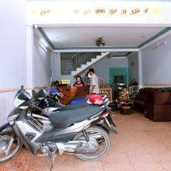 Отель Dinh Thanh Cong Guesthouse парковка
