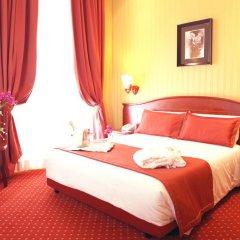 Отель Augusta Lucilla Palace 4* Улучшенный номер с различными типами кроватей фото 4