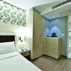 Отель Prestige Suites Bangkok Улучшенный номер фото 3