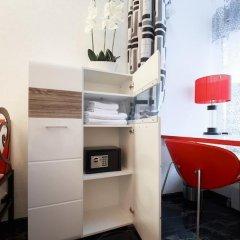 Georg-City Hotel 2* Стандартный номер разные типы кроватей фото 17
