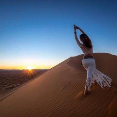 Отель Desert Berber Fire-Camp Марокко, Мерзуга - отзывы, цены и фото номеров - забронировать отель Desert Berber Fire-Camp онлайн фитнесс-зал фото 2