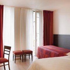 Отель Escale Oceania Marseille Vieux Port 3* Номер Делюкс с различными типами кроватей фото 2