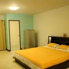 Pattaya 7 Hostel Стандартный номер с разными типами кроватей фото 2