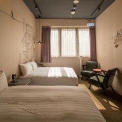 Cho Hotel 3* Номер Делюкс с различными типами кроватей фото 7