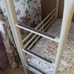 Хостел Ника-Сити Кровать в мужском общем номере с двухъярусными кроватями