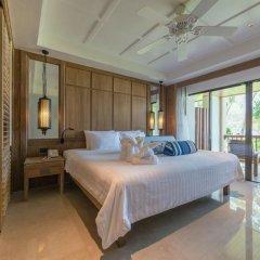 Отель Katathani Phuket Beach Resort 5* Люкс Премиум с различными типами кроватей фото 8