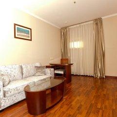 Гранд Вояж Отель 4* Стандартный номер с различными типами кроватей фото 4