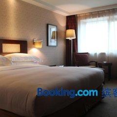 Sunworld Hotel Beijing Wangfujing 4* Стандартный номер с различными типами кроватей фото 2