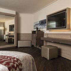 Radisson Blu Badischer Hof Hotel 4* Улучшенный номер с различными типами кроватей