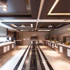 Kervansaray Bursa City Hotel Турция, Бурса - отзывы, цены и фото номеров - забронировать отель Kervansaray Bursa City Hotel онлайн питание