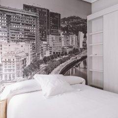 Отель Abando 4* Стандартный номер с различными типами кроватей фото 3