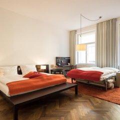 Отель Hollmann Beletage Design & Boutique 4* Стандартный номер с двуспальной кроватью фото 3