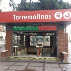 Отель Los Verdiales Торремолинос городской автобус