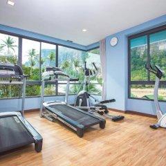 Отель BlueSotel Krabi Ao Nang Beach фитнесс-зал