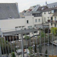 Отель Altdüsseldorf Дюссельдорф балкон