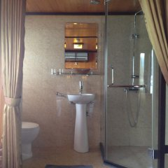 Отель Bai Tho Deluxe Junks 3* Номер Делюкс с различными типами кроватей фото 8