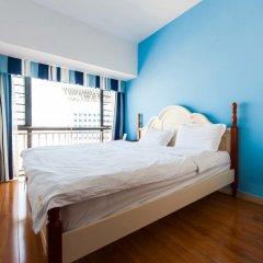 Апартаменты Shenzhen Grace Apartment Улучшенные апартаменты с различными типами кроватей фото 5