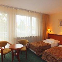 Отель Senator 3* Стандартный номер с различными типами кроватей фото 3