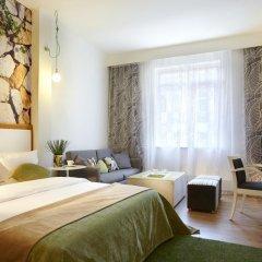 City Hotel Thessaloniki 4* Стандартный семейный номер с двуспальной кроватью фото 4