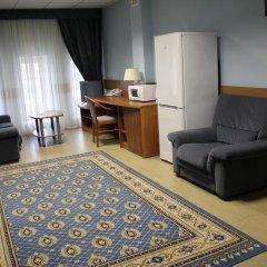 Гостиница ГородОтель на Белорусском 2* Люкс с различными типами кроватей фото 6
