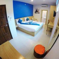 Отель Good 9 At Home 3* Студия с различными типами кроватей фото 7