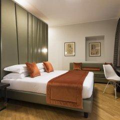 Отель Vittoriano Suite Стандартный номер с различными типами кроватей