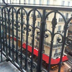 Отель Hôtel Opera Lafayette 3* Стандартный номер с двуспальной кроватью фото 7