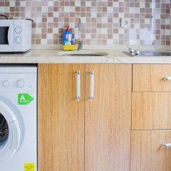 Апартаменты Feyza Apartments Студия Делюкс с различными типами кроватей фото 3