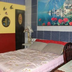 Отель CasaMy Hostal CasaZalaoui Стандартный номер фото 2