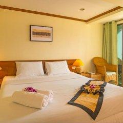 Krabi City Seaview Hotel 2* Номер Делюкс с различными типами кроватей фото 15