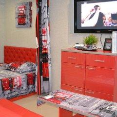 Апартаменты Red Bus Apartment na Mira удобства в номере
