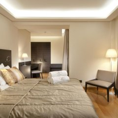 O&B Athens Boutique Hotel 4* Люкс Премиум с различными типами кроватей фото 8